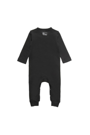 THE TINY UNIVERSE Velvet Tuxedo Black - Front full body