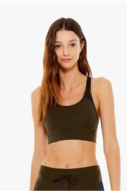 The Upside Army Ariel Bra - Front cropped
