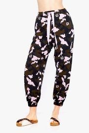 The Upside Forest Camo Track Pant - Product Mini Image
