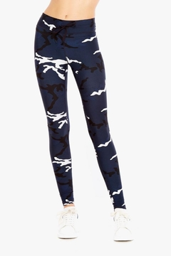 The Upside Marine Camo Legging - Product List Image