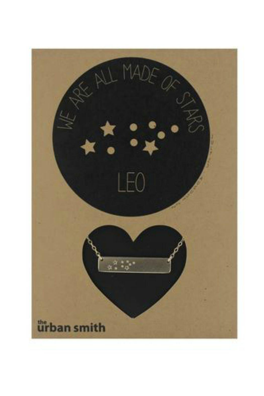 The Urban Smith Leo Constellation Necklace - Main Image