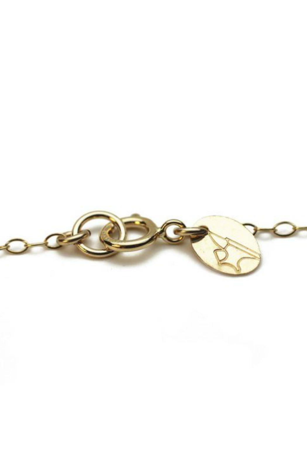 The Urban Smith Sagittarius Constellation Necklace from New