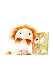 The Worry Woo Monsters Fuddle Plush & Storybook - Product Mini Image