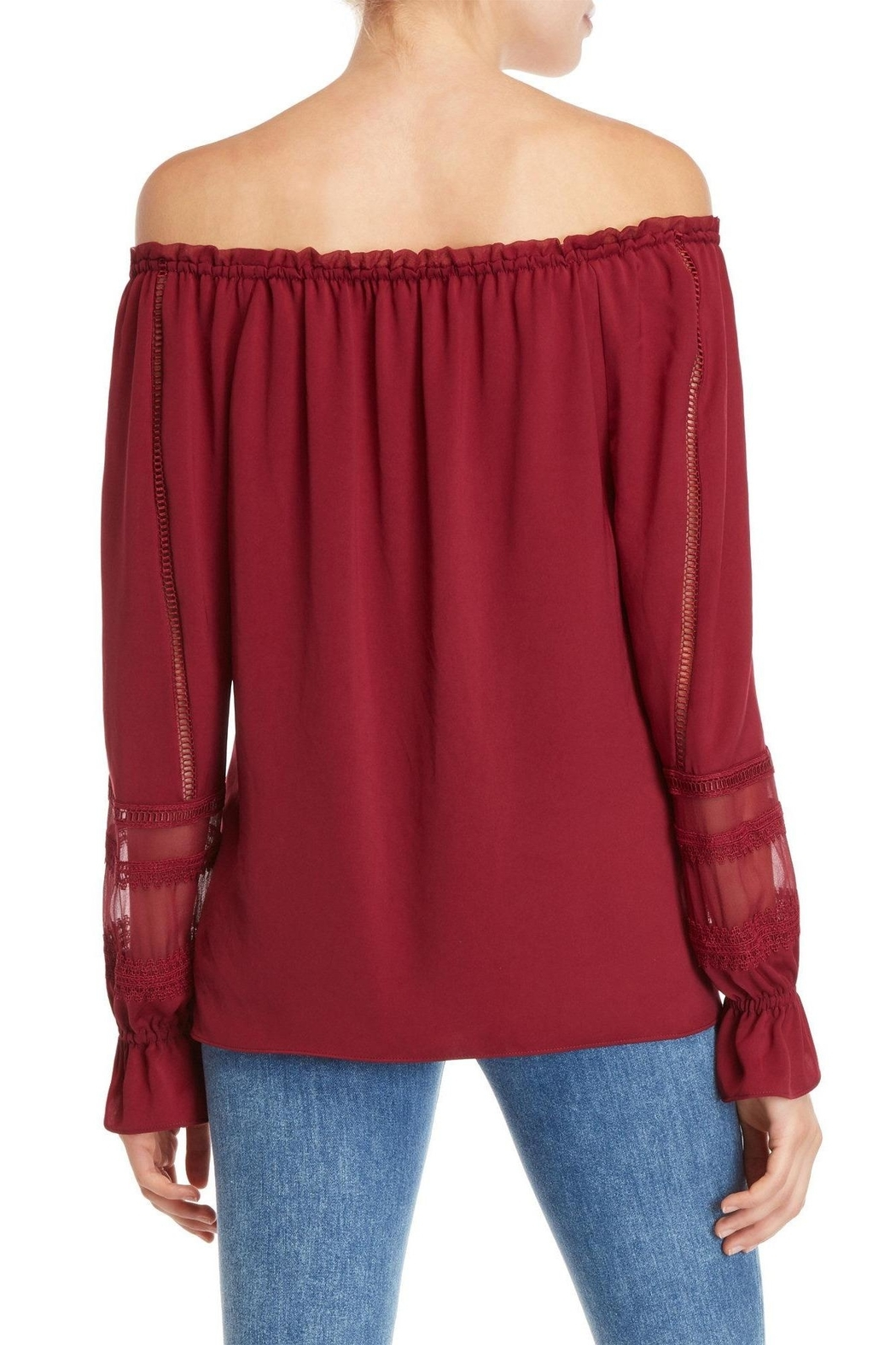 Ramy Brook Thea Blouse - Front Full Image