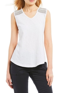 Aventura Clothing Thea Jacquard Tank - Product List Image