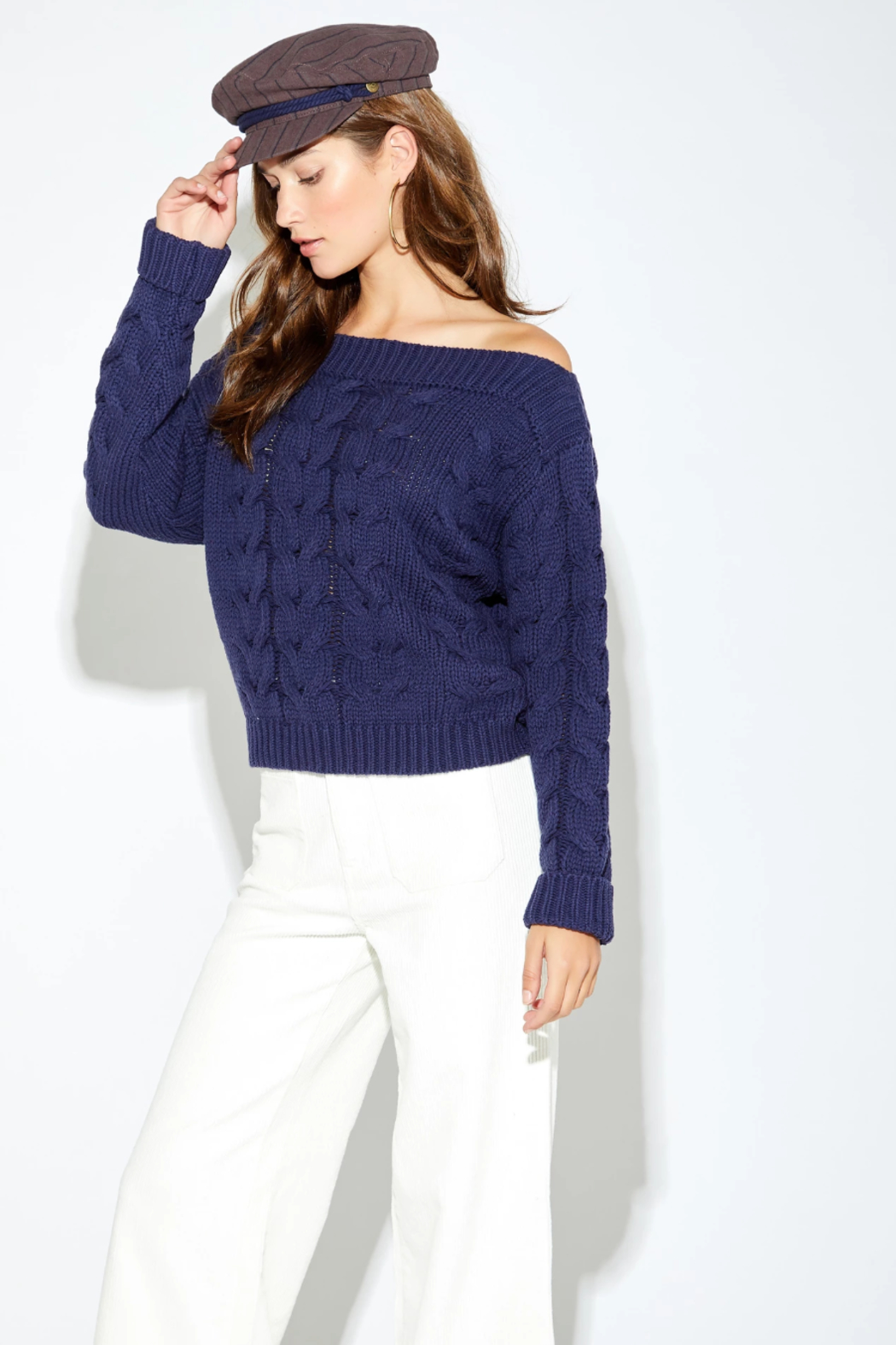 Callahan Thea Sweater - Main Image