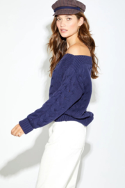 Callahan Thea Sweater - Side cropped