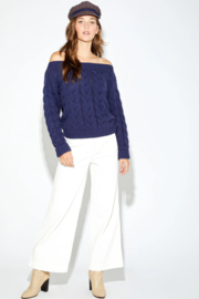 Callahan Thea Sweater - Front full body
