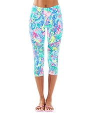 Lilly Pulitzer Theah Weekender Legging - Product Mini Image