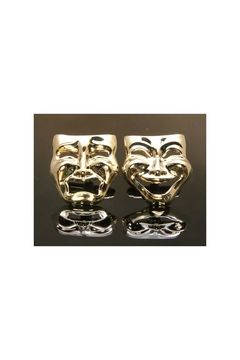 Diane's Accessories Theater Masks Cufflinks - Product List Image