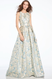 Theia Floral Evening Gown - Product Mini Image