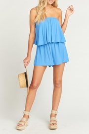 Show Me Your Mumu Thelma Romper - Front cropped