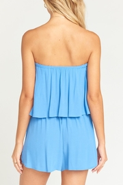 Show Me Your Mumu Thelma Romper - Back cropped