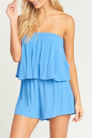 Show Me Your Mumu Thelma Romper - Front full body