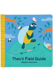 Manhattan Toy Company Theo's Field Guide Board Book - Product Mini Image