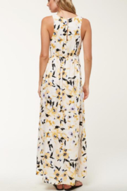 O'Neill Theodora FLoral Maxi Dress - Back cropped