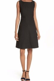 Theory Black Cocktail Dress - Front cropped