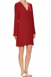 Theory Crepe Shift Dress - Product Mini Image