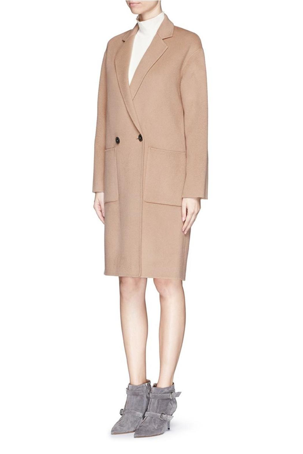 Theory Eletkah Wool Cashmere Coat from West Loop by Another 20
