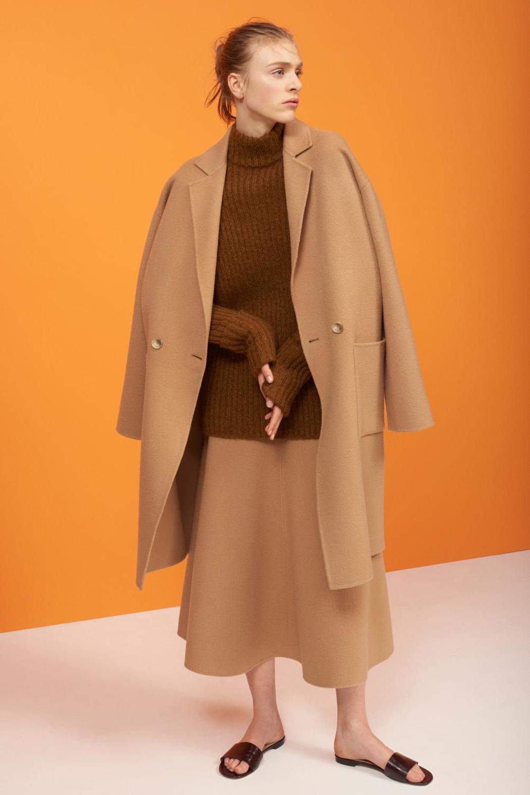 Theory Eletkah Wool Cashmere Coat from West Loop by Another 20 ...