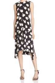 Theory Flower Print Dress - Front cropped