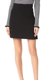 Theory Highwaist Mini Skirt - Product Mini Image