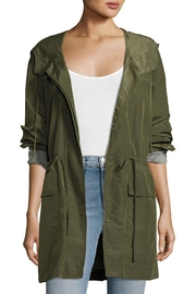 Theory Horatia Utility Coat - Front cropped