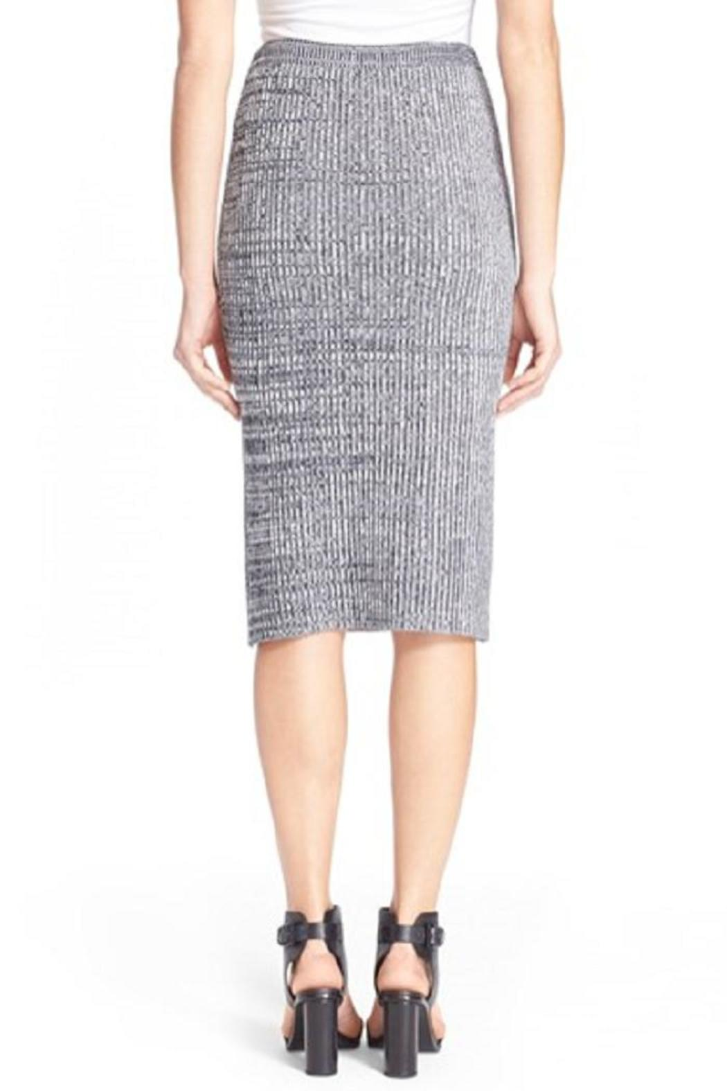 Theory Nellida Knit Skirt - Front Full Image