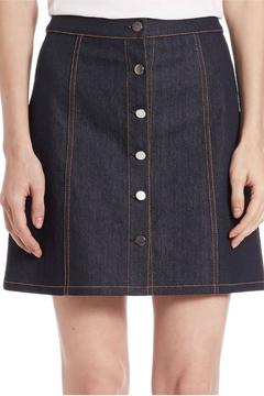 Theory Sinall Mini Skirt - Product List Image