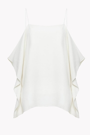 Theory Slip Tank Top - Back cropped
