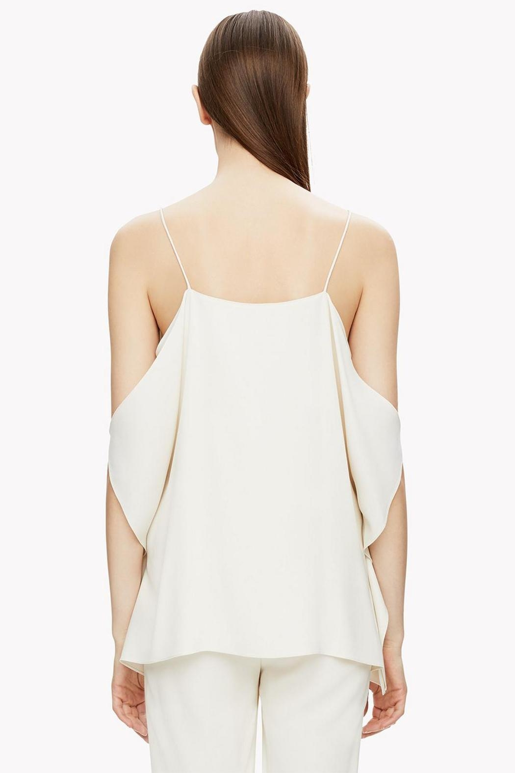 Theory Slip Tank Top - Front Full Image