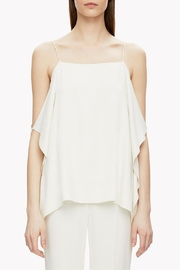 Theory Slip Tank Top - Front cropped