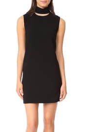 Theory Slit Collar Dress - Product Mini Image