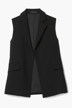Theory Soft Sleeveless Jacket - Alternate List Image