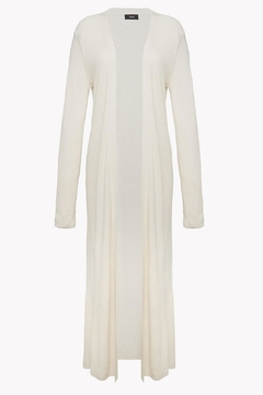 Theory Textured Maxi Cardigan - Product List Image