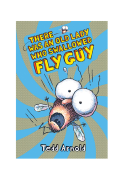Scholastic There Was An Old Lady Who Swallowed Fly Guy - Alternate List Image