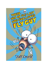 Scholastic There Was An Old Lady Who Swallowed Fly Guy - Product Mini Image