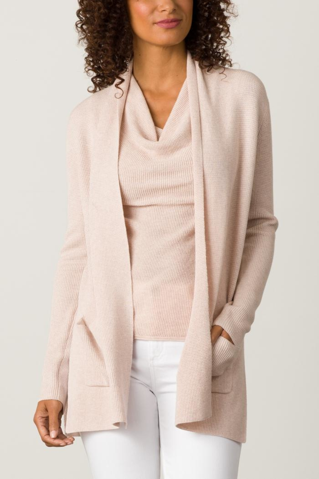 Margaret O'Leary Thermal Duster - Front Cropped Image