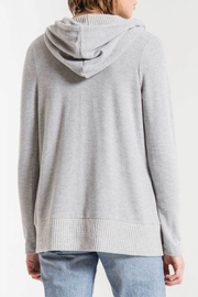 z supply Thermal Lined Soft Spun Cardigan - Side cropped