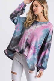 R+D Thermal Tie Dye - Front full body