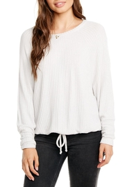 Chaser Thermal Tie Top - Front cropped
