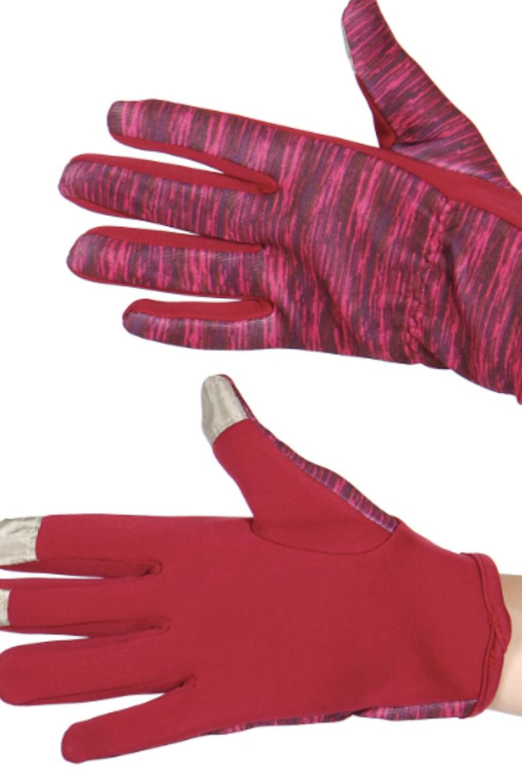 Thermalogic Thermal Running Gloves - Main Image