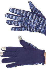 Thermalogic Thermal Running Gloves - Front cropped