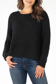 Kut from the Kloth Thick Knit Sweater - Product Mini Image