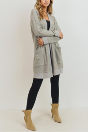 Lyn-Maree's  Thick, Soft Everyday Cardi - Product Mini Image