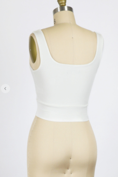 Final Touch Thick Strap Tank Top - Alternate List Image
