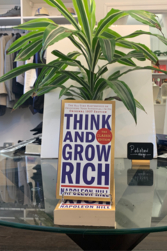 Napoleon Hill  Think and Grow Rich - Product List Image