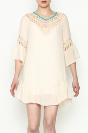 THINK CLOSET Cha Cha Tunic - Front cropped