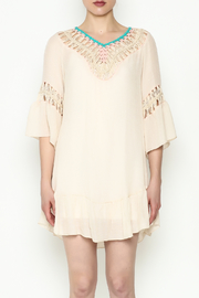 THINK CLOSET Cha Cha Tunic - Front full body
