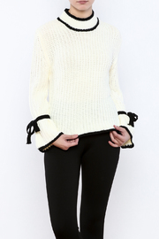 THINK CLOSET Chunky Knit Sweater - Product Mini Image